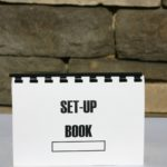 Set Up book