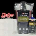 SEM Dual-Mix adhesives